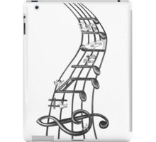 The music borrowers (view full screen) iPad Case/Skin