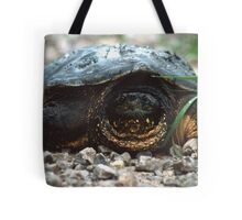 The Old Snapping Turtle Tote Bag