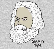 Grouchy Marx Kids Tee