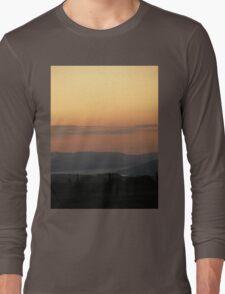 Orange Supreme - Donegal Ireland  Long Sleeve T-Shirt