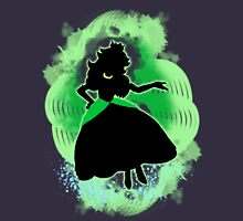 Super Smash Bros. Green Peach Silhouette Unisex T-Shirt