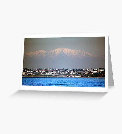 Redondo Beach Greeting Card