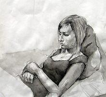 My Girlfriend by Ognjen Stevanović