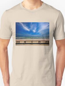 Keros beach - Lemnos island Unisex T-Shirt