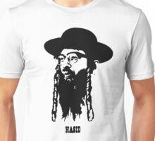Hasidic Rabbi Unisex T-Shirt