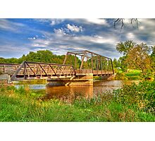 Astico Park Bridge Photographic Print