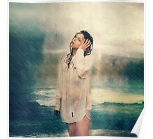 Rain storms Poster