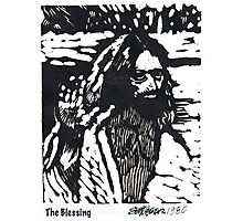 The Blessing Photographic Print