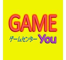 You Arcade Photographic Print