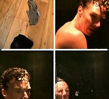 benedict doing the ALS challange by letsplaymurder