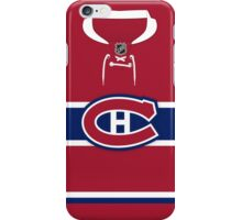Montreal Canadiens Home Jersey iPhone Case/Skin