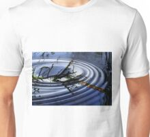 RIPPLED  WATERS Unisex T-Shirt