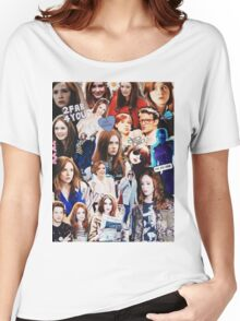 Karen Gillan Women's Relaxed Fit T-Shirt