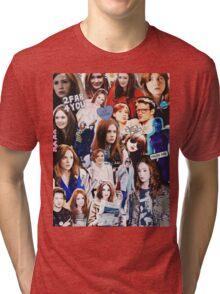 Karen Gillan Tri-blend T-Shirt