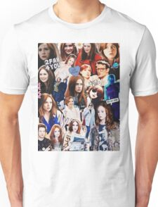 Karen Gillan Unisex T-Shirt
