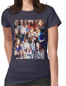 Karen Gillan Womens Fitted T-Shirt