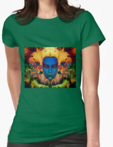 Poseidon's maiden Womens Fitted T-Shirt