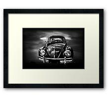 Volkswagen (VW) - (Please Enlarge) Framed Print