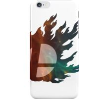 Smash Ball Nebula iPhone Case/Skin