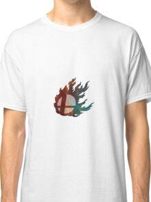 Smash Ball Nebula Classic T-Shirt