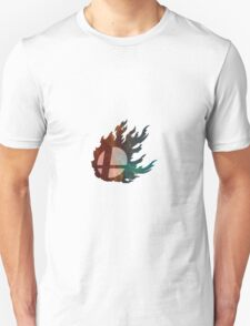 Smash Ball Nebula Unisex T-Shirt