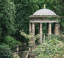St Bernard's Well by Errne