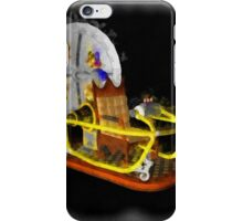 Time Machine by Pierre Blanchard iPhone Case/Skin