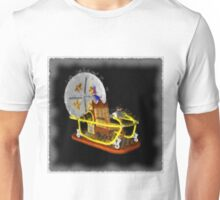 Time Machine by Pierre Blanchard Unisex T-Shirt