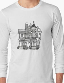 mansion Long Sleeve T-Shirt