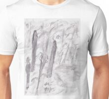 Fellowship of the trees Unisex T-Shirt