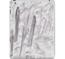 Fellowship of the trees iPad Case/Skin