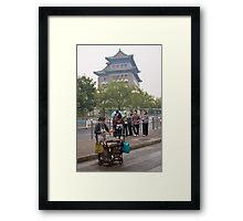 Chinese Takeaway Framed Print