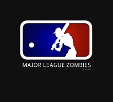 Major League Zombie (MLZ) Logo Unisex T-Shirt
