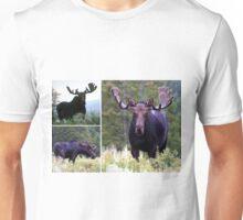 Bull moose Unisex T-Shirt