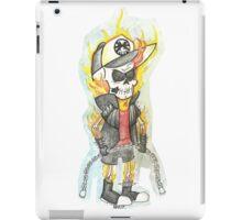 Dipper Rider 001 iPad Case/Skin