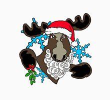 Mistletoe moose  Unisex T-Shirt