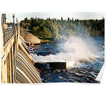 Hydro Dam Poster