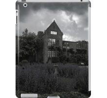 Stormy summer at Nymans  iPad Case/Skin