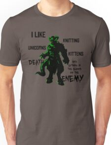 A Few Of My Favourite Things - Green Unisex T-Shirt