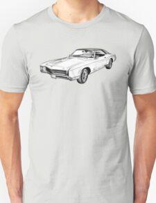 1967 Buick Riviera Illustration T-Shirt