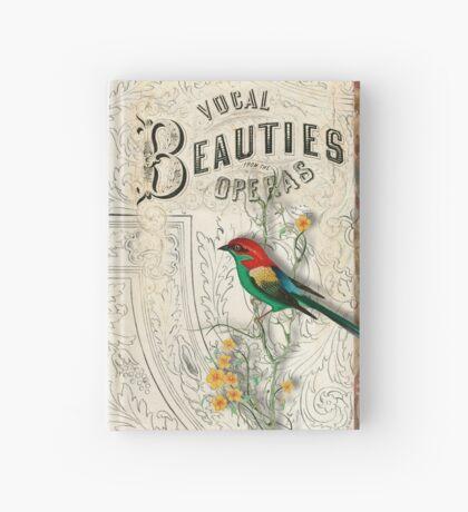Vocal Beauties Hardcover Journal