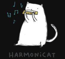Harmonicat One Piece - Short Sleeve