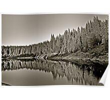 Namsen River . Moen . Trondelag . Norway. by Brown Sugar . Views (291) thx! Poster