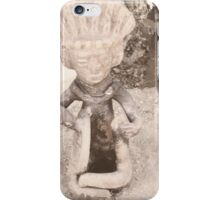 Ancient little drummer  iPhone Case/Skin