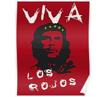 CHE GUEVARA - THE RED Poster