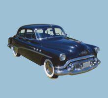 1953 Buick Special Antique Car Kids Clothes
