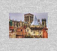 The Minster from the City Walls Unisex T-Shirt