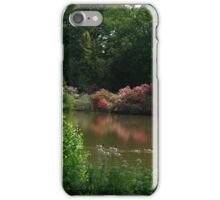 Summer lakes iPhone Case/Skin