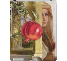 The Pomegranate Eater iPad Case/Skin