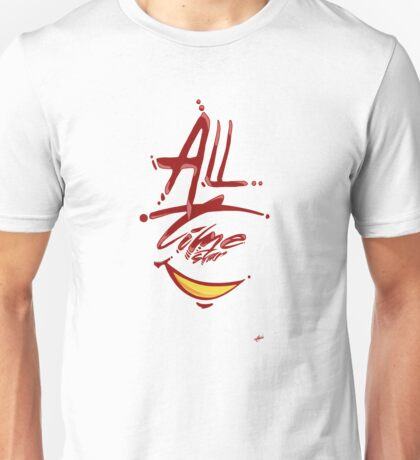 All Time Star Unisex T-Shirt